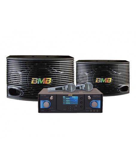 BMB CSN10 Karaoke Package