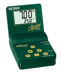 Extech Oyster-10 Oyster™ Series pH/mV/Temperature Meter