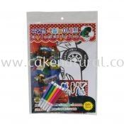 Colour Pencil Colouring Game - Frozen (T29-DB-007)