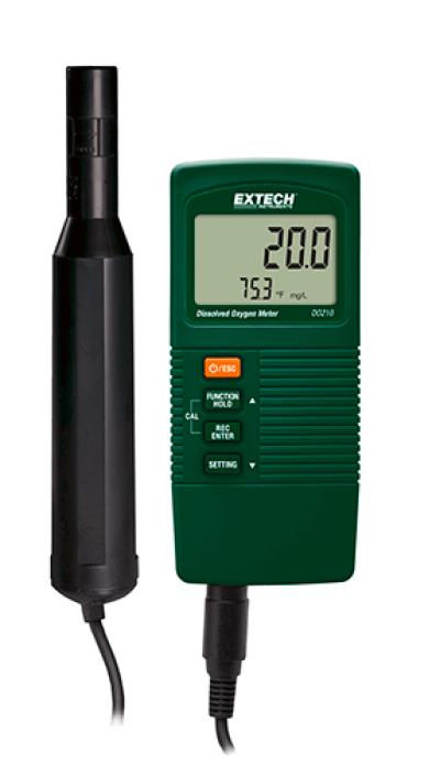 Extech DO210 Compact Dissolved Oxygen Meter