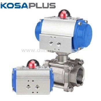 Pneumatic Actuator (Rack & Pinion Type) #RD #RS