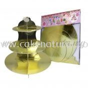 Cup Cake Stand *GOLD (P-CS-GO)