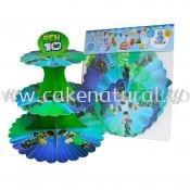 Cup Cake Stand BEN10 (P-CS-B10)
