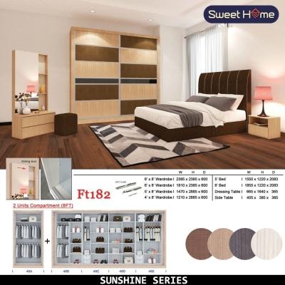 Sunshine Series Bedroom Set FT182