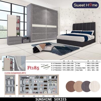 Sunshine Series Bedroom Set FT185
