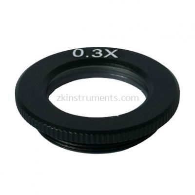 Objective Lens 0.3X