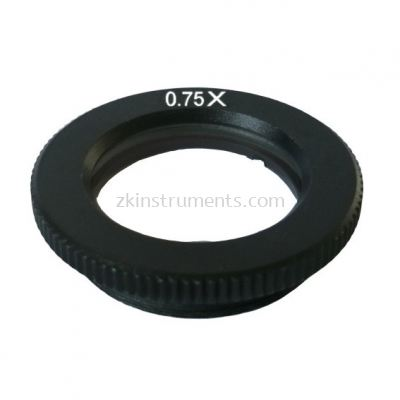 Objective Lens 0.75X