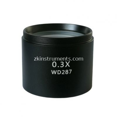 Objective Lens 0.3X WD287