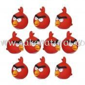 Angry Bird Red 10pcs (DC-ABR)