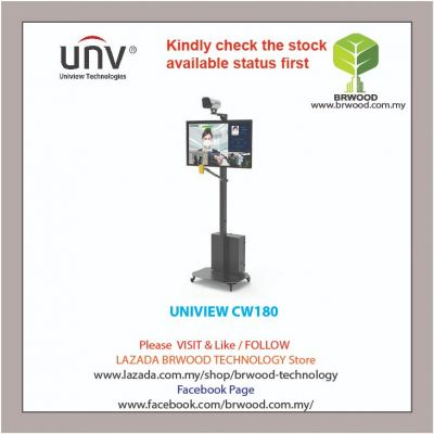 UNIVIEW CW180: Integrated wrist temperature measurement system