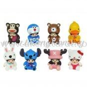 Baby Cartoon Mix 8pcs (DC-BCT)