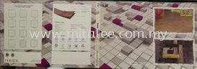 Oc Basic Vinyl Tiles 3mm (Korea) Vinyl Tile Flooring