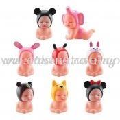 Baby Girl 8pcs (DC-BYG)