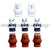 Bear Mix 8pcs (DC-BM)