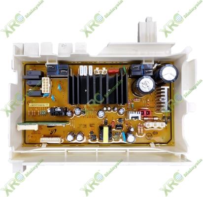 WW80H5440EW SAMSUNG FRONT LOADING WASHING MACHINE CPU PCB BOARD