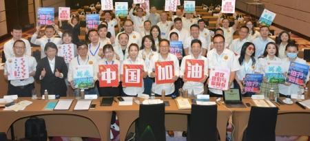 马中企业家联合会改选:李中平蝉联逾半理事当选