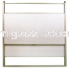 Verticle (up/down) Sliding Board Magnetic White Board White Board (AF)