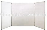 Wing Board Magnetic White Board White Board (AF)