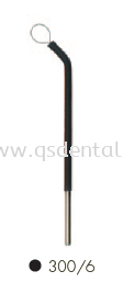 300/6 Electrode Surgery Tips With Rigid Shaft