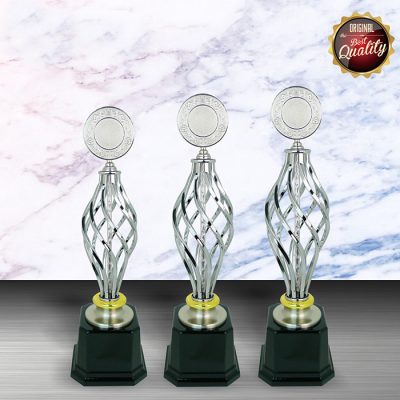 WS6030 Exclusive White Silver Trophy