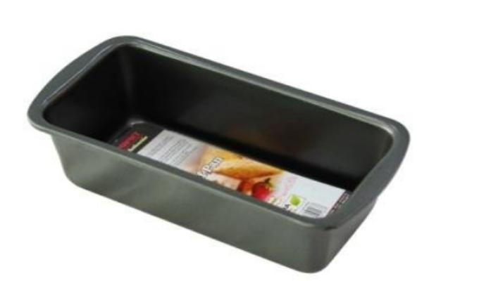 "Home Perfect Loaf Pan 6"" BK-L06SL"