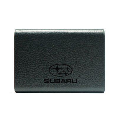 Magnetic Leather Name Card Holder - NCH 105