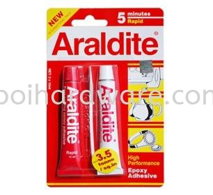 ARALDITE Rapid 5min Glues Chemical, Adhesives, Lubricants