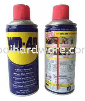 WD 40 Anti Rust 382 ml Anti Rusts Chemical, Adhesives, Lubricants