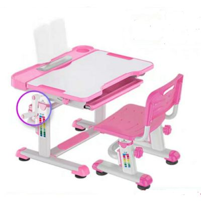 Kid 500 pink adjustable height