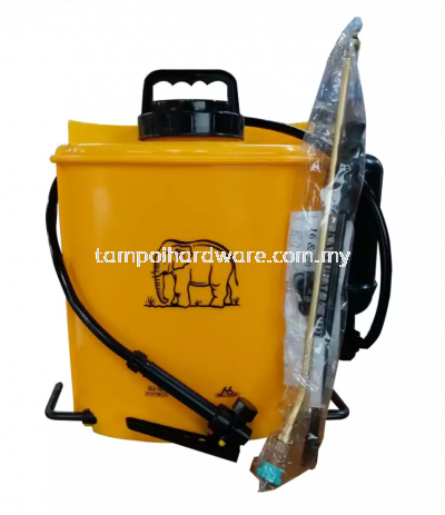PVC Chemical Spray Pump Back Type 20liter