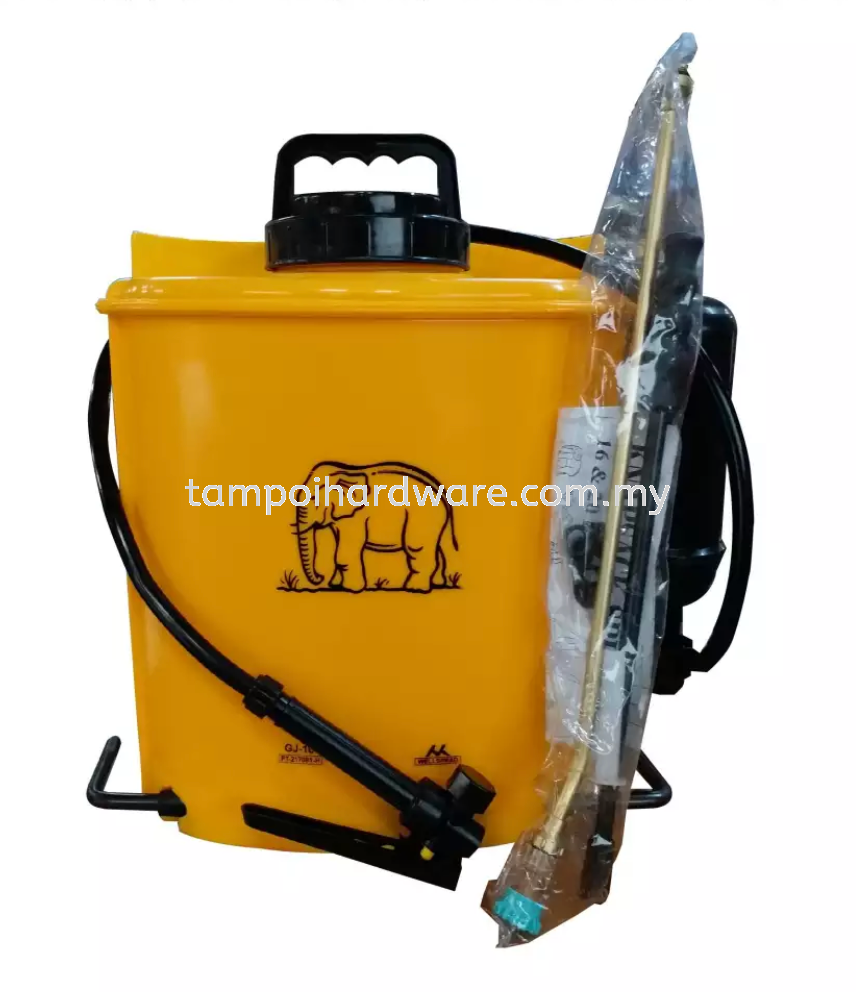 PVC Chemical Spray Pump Back Type 20liter Spayer Hand Tools