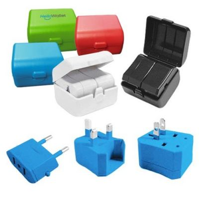 All-Compact Worldwide Travel Adapter - AT 106