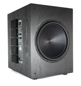 "RYTHMIK AUDIO G25HP Dual 15"" Sealed subwoofer"