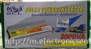 2000W SOLAR PWR INVERTER POWER INVERTER