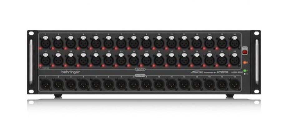 BEHRINGER S-32 STAGE BOXES