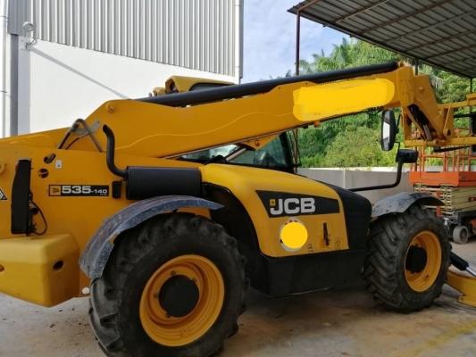 JCB535-140 (YOM 2017)