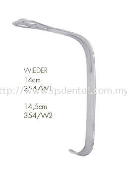 354/W Wider Retractor
