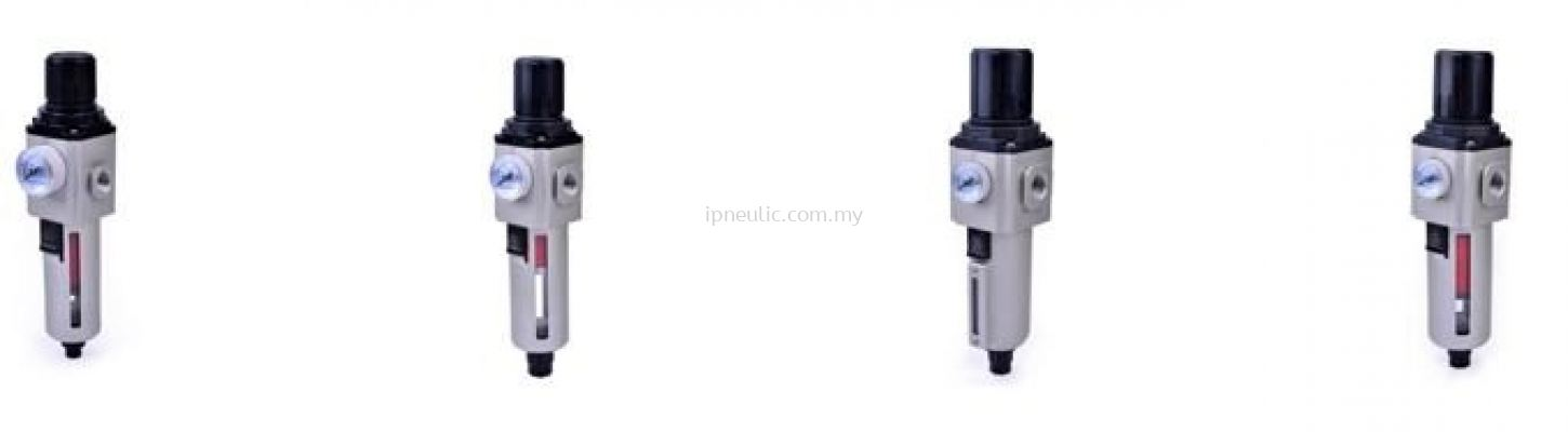 GPFR SERIES PRECISION FILTER & REGULATOR