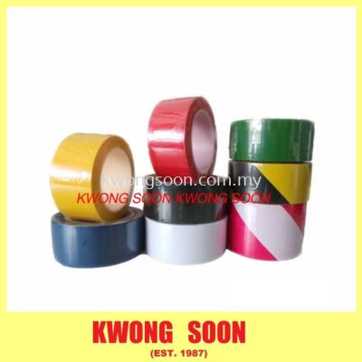 Awas / Caution / Colour Stick Tape Glue Tape Cloth Tape Floor Tape