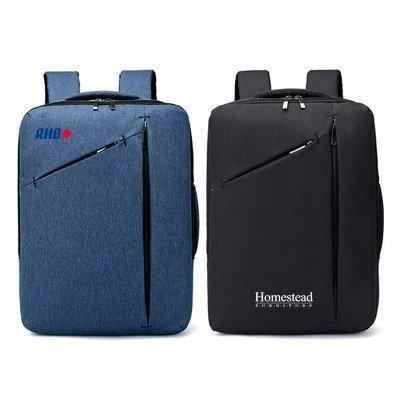 Armor Two Way Zipper Laptop Backpack - B 122