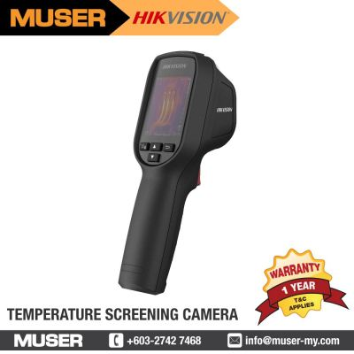 HIKVISION DS-2TP31B-3AUF Thermographic Temperature Screening Handheld Camera