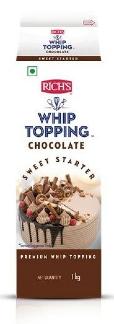 Rich Chocolate Whip Topping 1kg