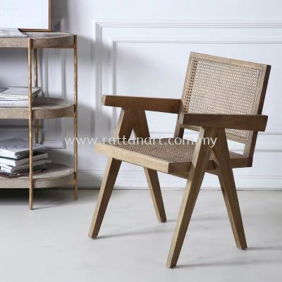 WOODEN CHANDIGARH DINING CHAIR