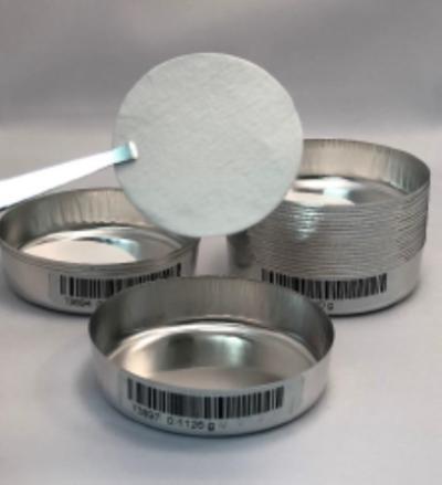 Prewashed and Preweighted Grade 934AH Glass Microfiber Filter, Binderless
