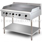STAINLESS STEEL GAS GRIDDLE (GG4BFS)