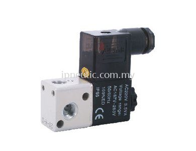 SOLENOID VALVE (3/2 WAY) 3V1 SERIES