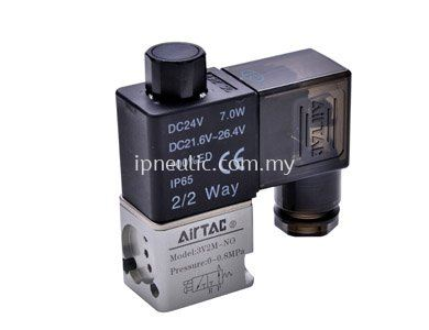 SOLENOID VALVE (3/2 WAY) 3V2M SERIES