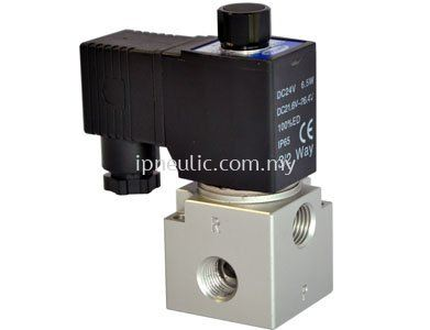 SOLENOID VALVE (3/2 WAY) 3V3 SERIES