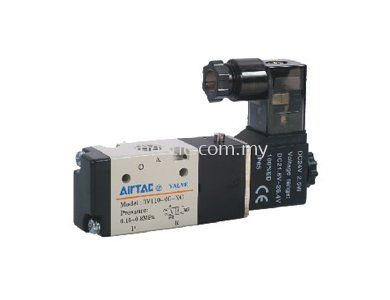 SOLENOID VALVE (3/2 WAY) 3V100 SERIES