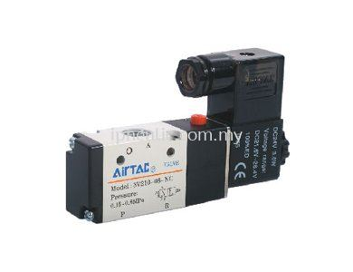 SOLENOID VALVE (3/2 WAY) 3V200 SERIES